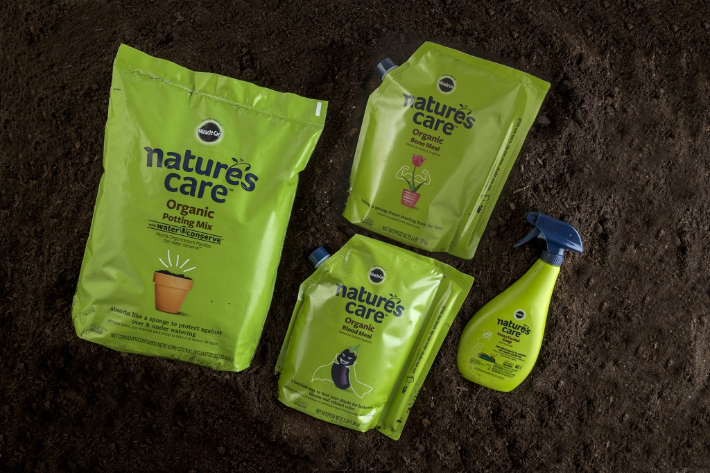 MG Natures Care bags