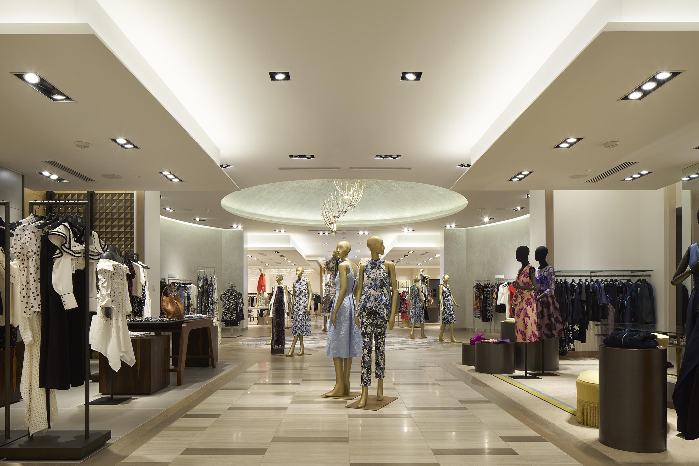 Saks Fifth Avenue, The Galleria, Houston